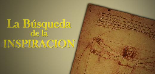 Como buscaba inspiración Leonardo Da Vinci
