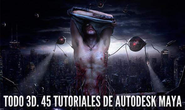 Tutoriales Autodesk Maya