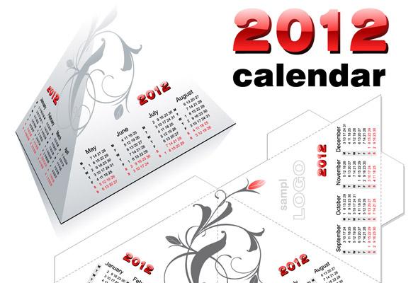 calendario piramide 2012