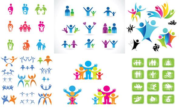 isotipos relacionados con la familia