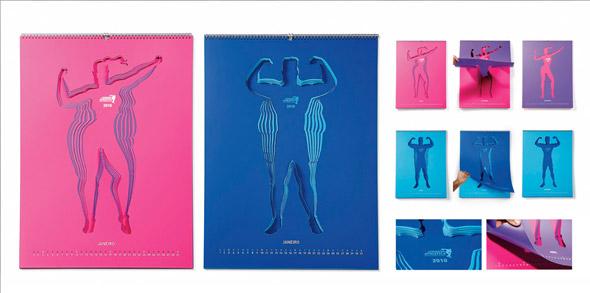 Calendario Companhia Athletica