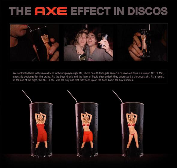 Axe: The Axe Effect In Discos