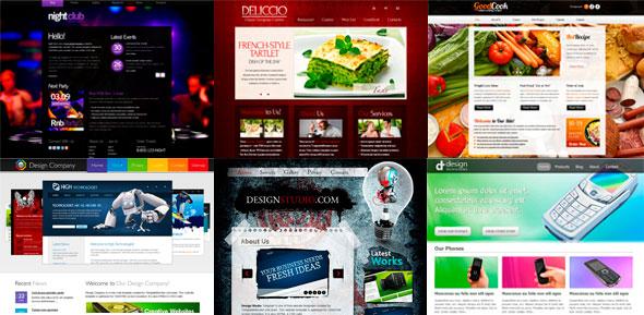 Plantillas HTML5 - CSS3