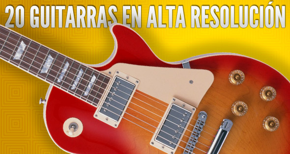 guitarras en alta resolucion