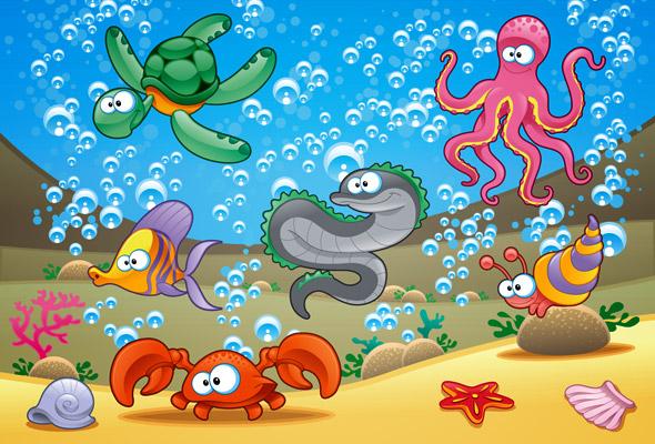 animal acuatico