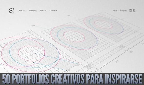 portfolios creativos