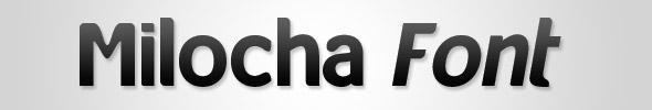 Milocha Font