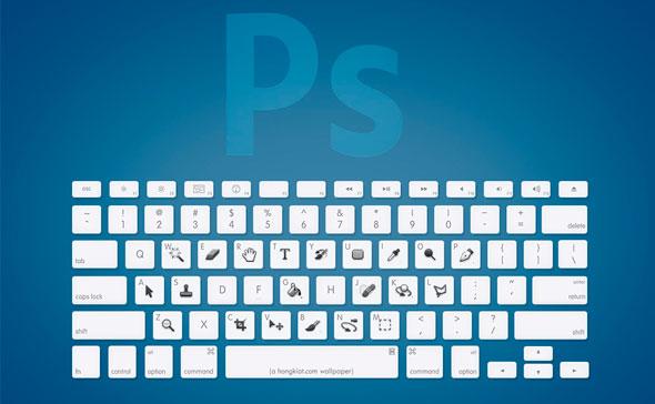 Wallpapers shortcut de Adobe