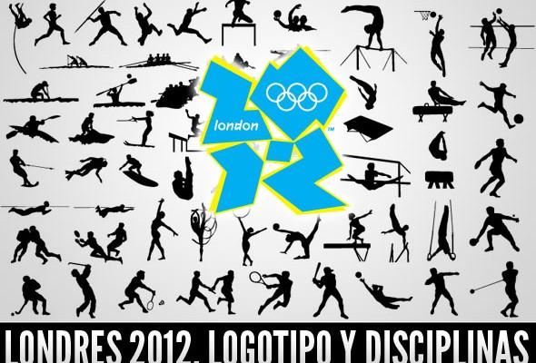 logotipos y disciplinas en vectores