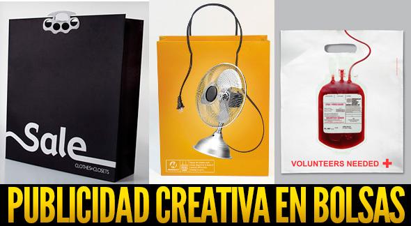 bolsas creativas