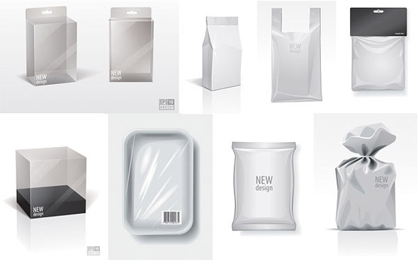 packaging vectorizado
