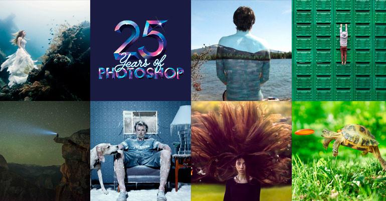 25 años de Photoshop