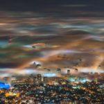Niebla en Sofía.