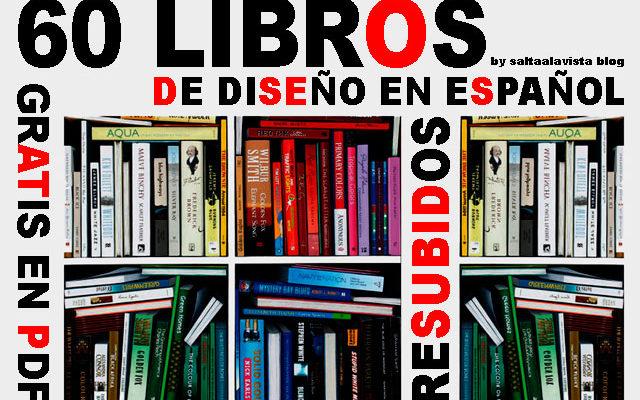 60 ebooks PDF de Diseño Gratis