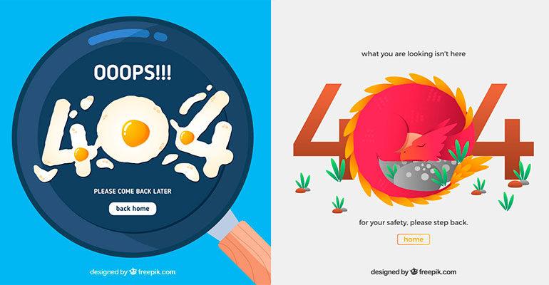 404 Paginas de Error