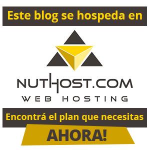 Este blog se aloja en Nuthost